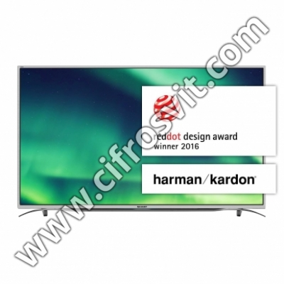 Фото - LED телевизоры Sharp LC-49CUF8372ES