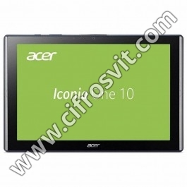 Фото - Планшети Acer Iconia One 10 B3-A40 Blue (NT.LENEE.003)