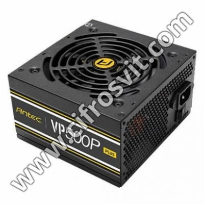 Фото -  Antec Value Power VP500P Plus (0-761345-11651-0) 500W