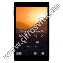 "Фото - Планшеты Impression ImPAD P104 10"" 2/16GB 4G Black Andriod 8.1 (ImPAD Р104 Andriod 8.1)"