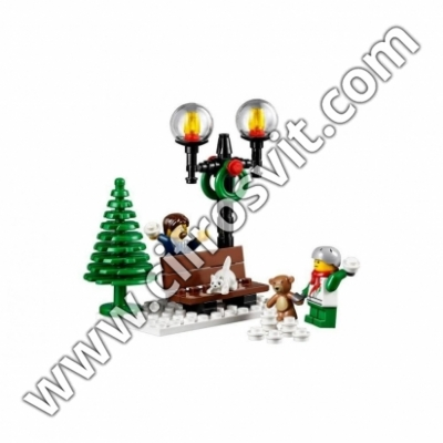 Фото - Конструкторы LEGO Creator Expert Winter Toy Shop 10249