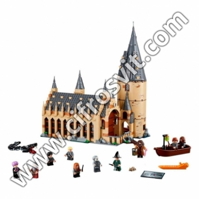 Фото - Конструкторы LEGO Harry Potter Большой зал Хогвартса (75954)
