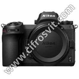 Фото - Фотоаппараты Nikon Z6 Body + FTZ Mount Adapter