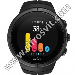 Фото - Умные часы SUUNTO SPARTAN ULTRA ALL BLACK TITANIUM HR SS022654000