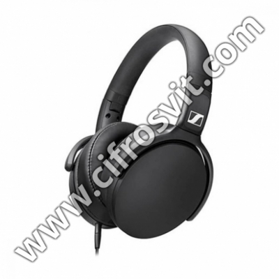 Фото - Наушники Sennheiser HD 400S Black (508598)