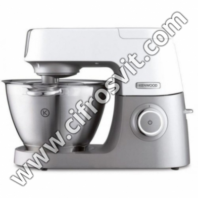 Фото - Кухонні комбайни Kenwood KVC 5000 P Glass Bowl GBMY White/Pink