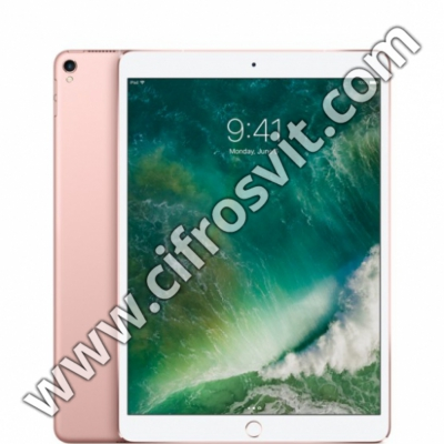 Фото - Планшеты Apple iPad Pro 10.5 Wi-Fi 256GB Rose Gold (MPF22)