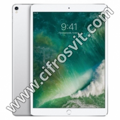 Фото - Планшеты Apple iPad Pro 10.5 Wi-Fi 512GB Silver (MPGJ2)