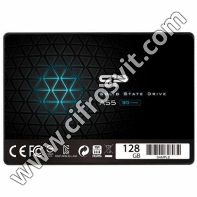 Фото -  Silicon Power Ace A55 SP128GBSS3A55S25