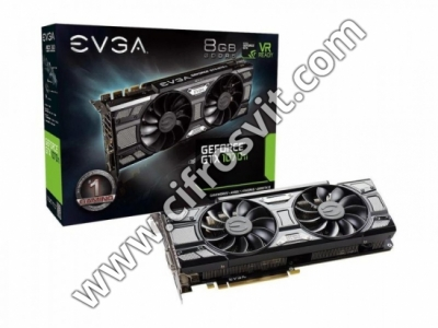 Фото -  EVGA GeForce GTX 1070 Ti SC GAMING (08G-P4-5671-KR)