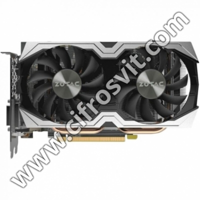 Фото -  Zotac GeForce GTX 1070 Mini 8192MB (ZT-P10700G-10M)