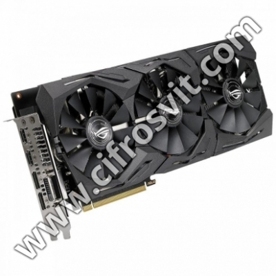 Фото -  ASUS STRIX-RX590-8G-GAMING